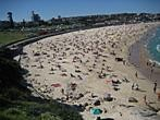 Sydney - Bondi Beach - One of most popular beaches in Australia