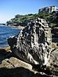 Sydney - Bondi Beach - Interesting rock formations