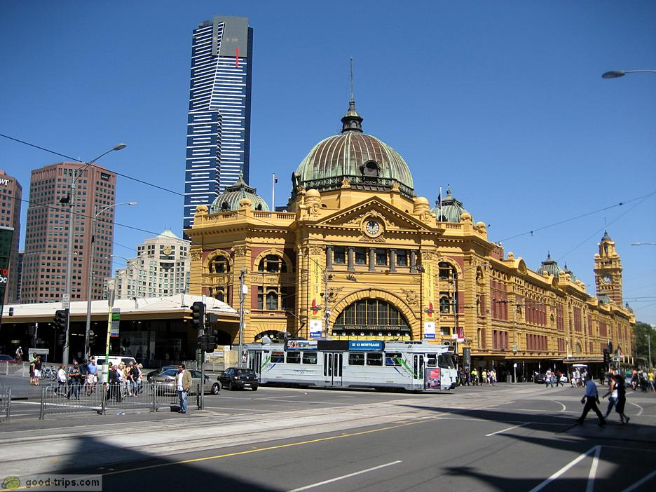 big melbourne australia