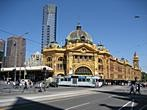 Melbourne - Flinders St Station -