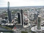 Rialto Towers - Melbourne Observation Deck - Eureka Tower, South Melbourne skyscrapers