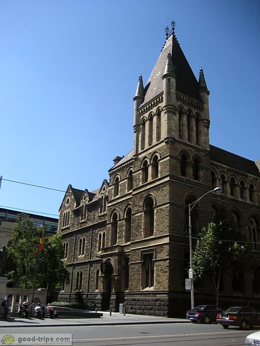 Melbourne Rmit University