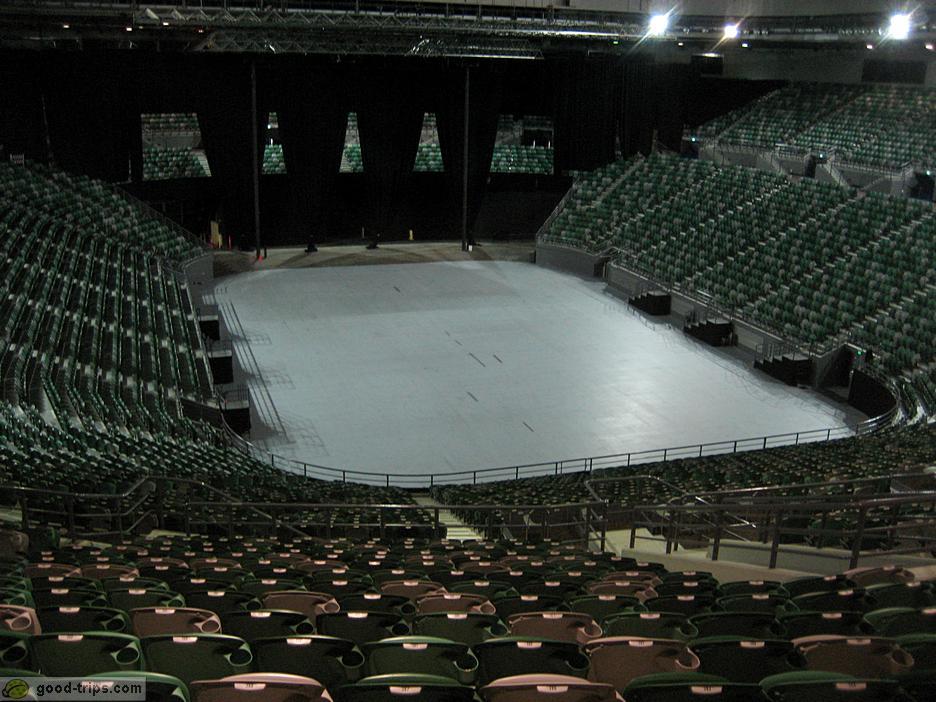 Melbourne Rod Laver Arena