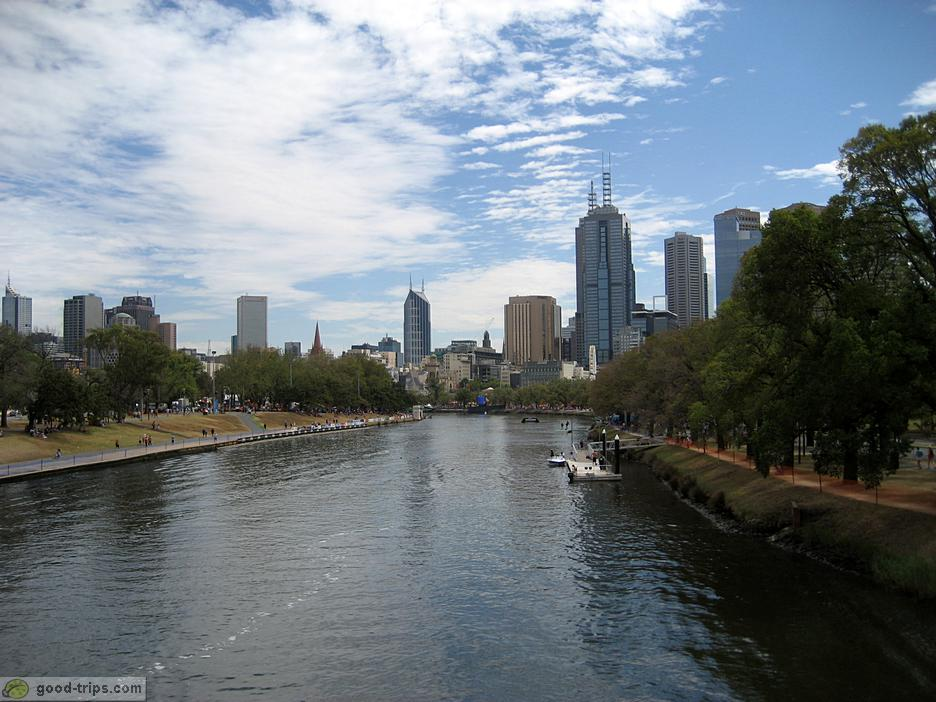 Melbourne Yarra River Good Trips