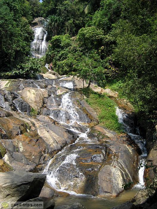 Na Muang 2 Waterfall - Koh Samui - Na Muang 2 Waterfall